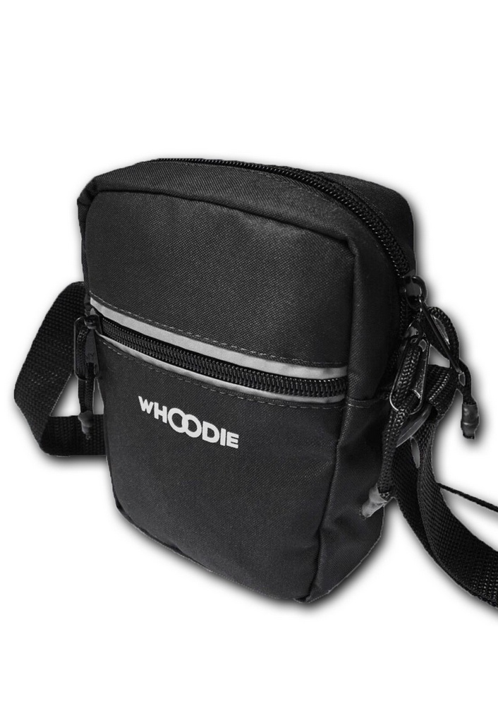Shoulder bag Preta Refletiva