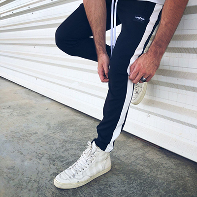 Calça Track Pant Preta