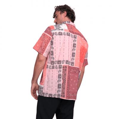 Camisa Bandana Manga Curta