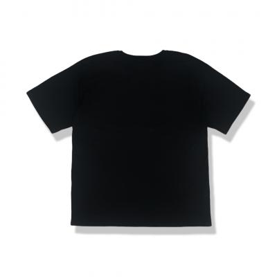 Camiseta Oversized Preta Relation